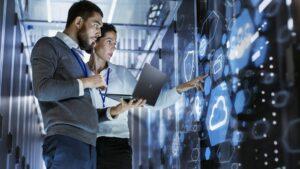 Cloud backup skuteczną metodą ochrony danych