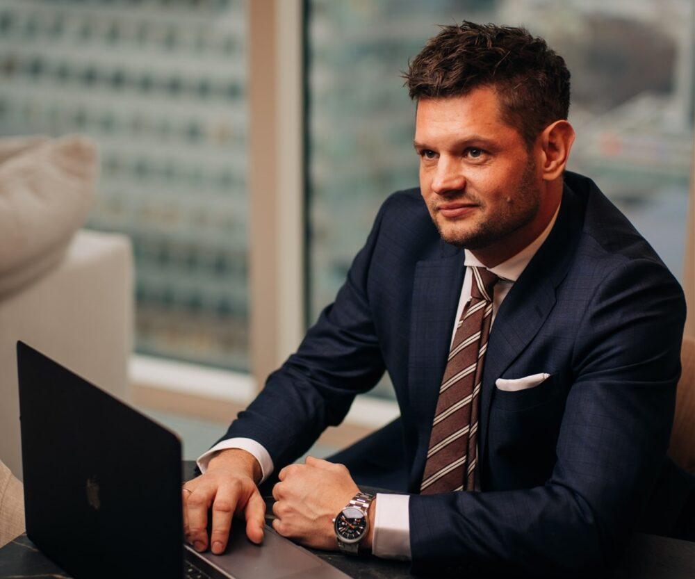 Piotr Suwałowski, założyciel i Prezes Zarządu SerwNet Sp. z o.o.