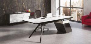 Nowoczesne a zarówno prestiżowe wyposażenie biura – czy to możliwe?