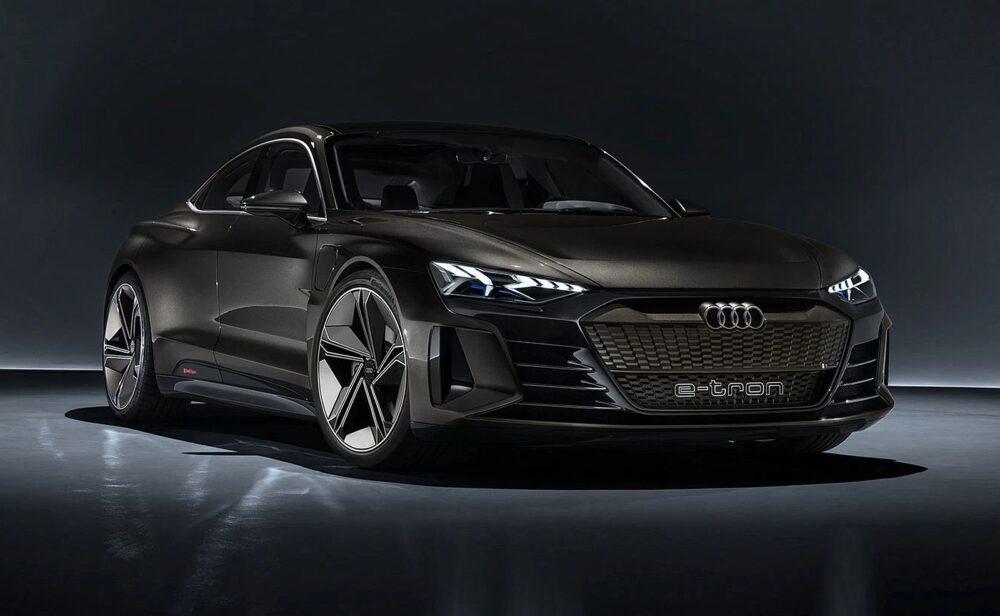 Elektryczne Audi, czyli Audi e-tron