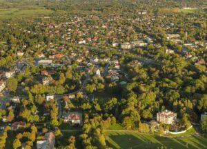 Rozwój i nowoczesność w gminie Brwinów