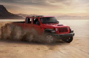 Jeep Gladiator wkracza na rynek europejski