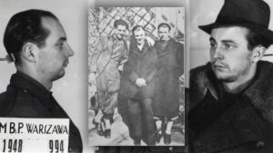 """Porucznik Jan Rodowicz """"Anoda"""""""