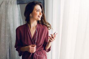 Szlafrok – praktyczna i komfortowa część garderoby