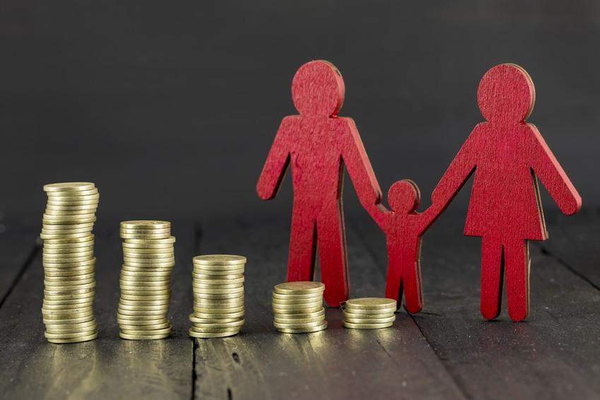 Majątek rodziców wpływa na zarobki dzieci. Potwierdzają to badania