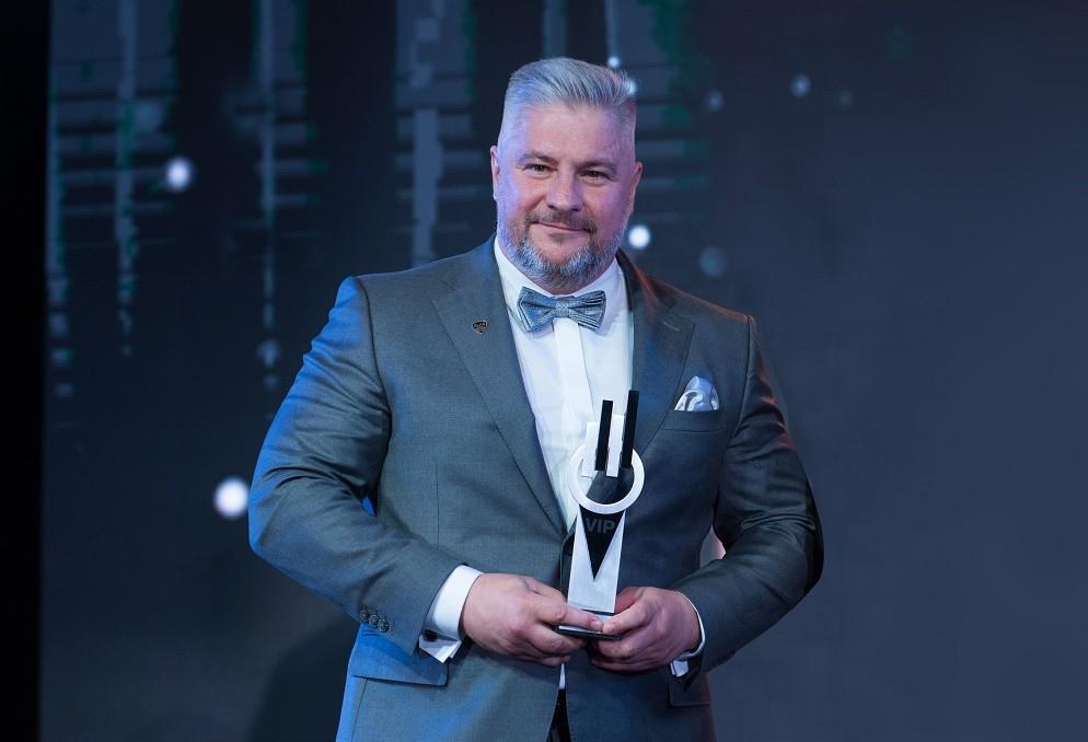 Sławomir Jaworski, prezes zarządu Alfa Group