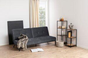 Rozkładana sofa z funkcją spania – idealne rozwiązanie do pokoju gościnnego