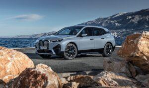 BMW iX – elektryczny SUV prosto z Bawarii