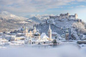Salzburg – miasto Mozarta