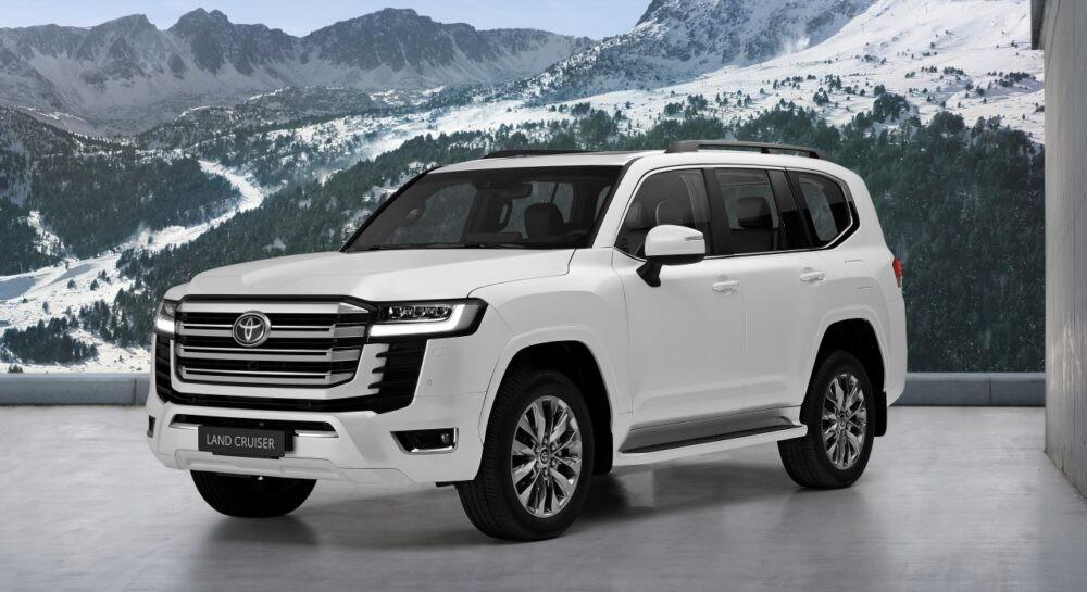 Nowa Toyota Land Cruiser – już bez V8