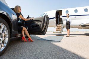 Biznes z lotu ptaka – popularyzuje się czarter prywatnych samolotów