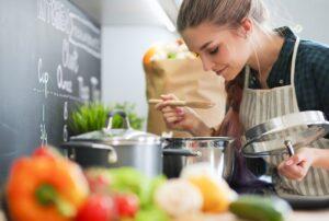 Wpływ diety na skórę